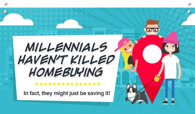 Millennials haven't killed hombuying. In fact, they might just be saving it!