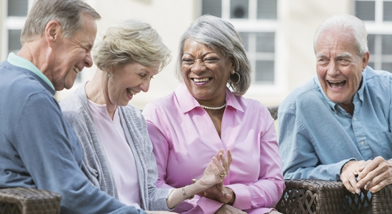 The Many Benefits of Aging in a Community